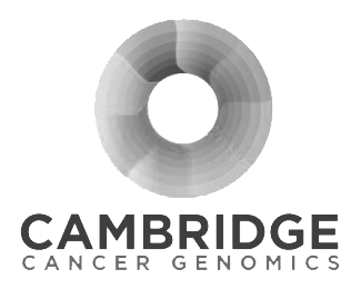 Cambridge Cancer Genomics Logo